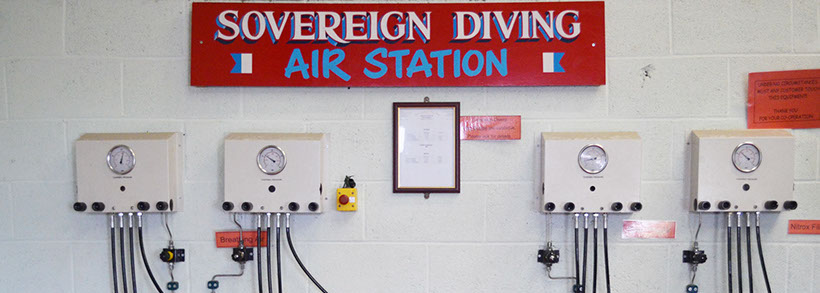 Sovereign Diving Air Station